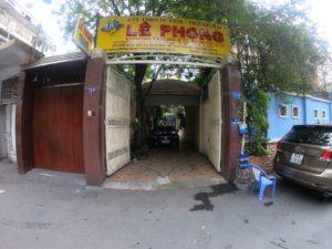 Văn phòng Công ty du lịch Lê Phong 2