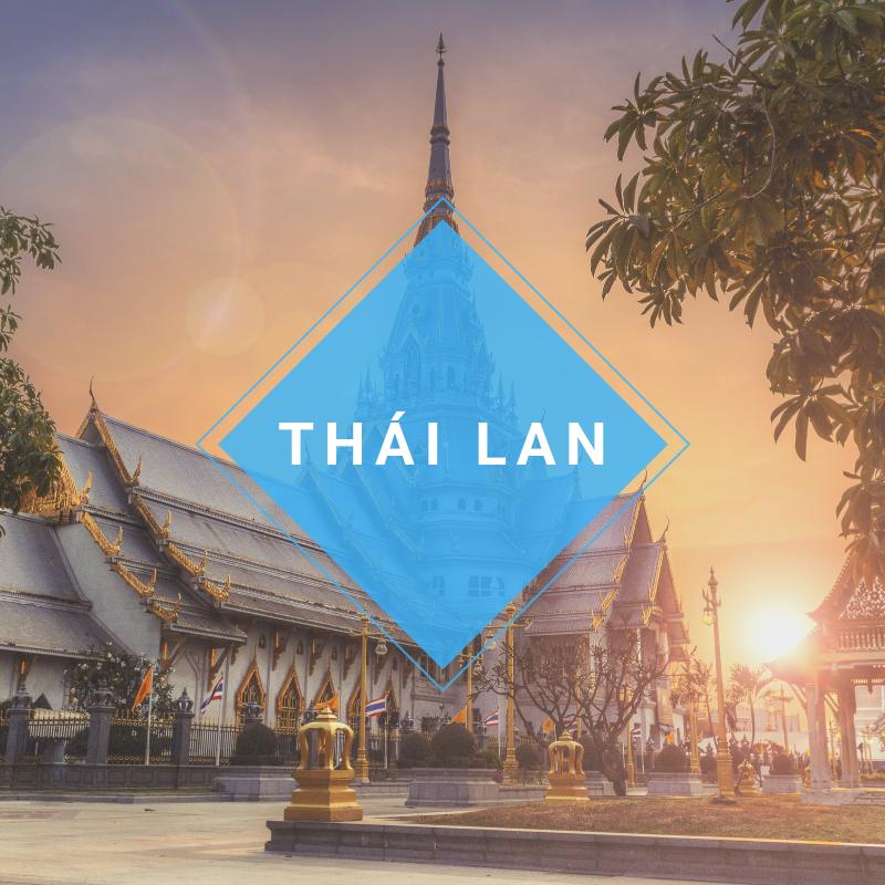Thái Lan Du Lịch Lê Phong