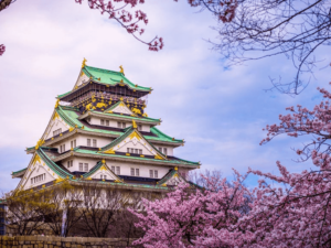 Tour Nhật Bản 4N4D – Kansai – Kyoto – Osaka 1