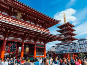 Tour Nhật Bản 4D3N – Narita – Fuji – Yokohama – Tokyo 1