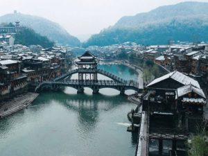 Tour Trung Quốc 6N5D - Trương Gia Giới - Phượng Hoàng Cổ Trấn