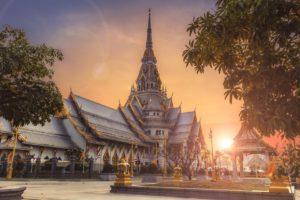 Top Những Địa Điểm Du Lịch Thái Lan Không Thể Bỏ Qua (Phần 1)