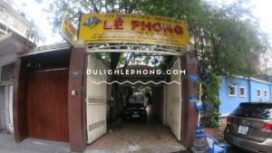 Công ty Du Lịch Lê Phong quận 3 TPHCM
