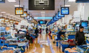 Noryangjin – Khu chợ hải sản lớn nhất Seoul