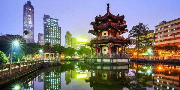 Tưng bừng dịp Tết nguyên đán tại Đài Loan Du Lịch Lê Phong