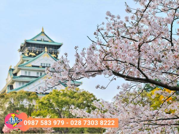 Tour Nhật Bản 4 ngày 3 đêm - Osaka - Kyoto - Kobe 1