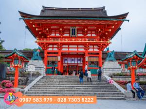 Tour Nhật Bản 4 ngày 3 đêm - Osaka - Kyoto - Kobe 2